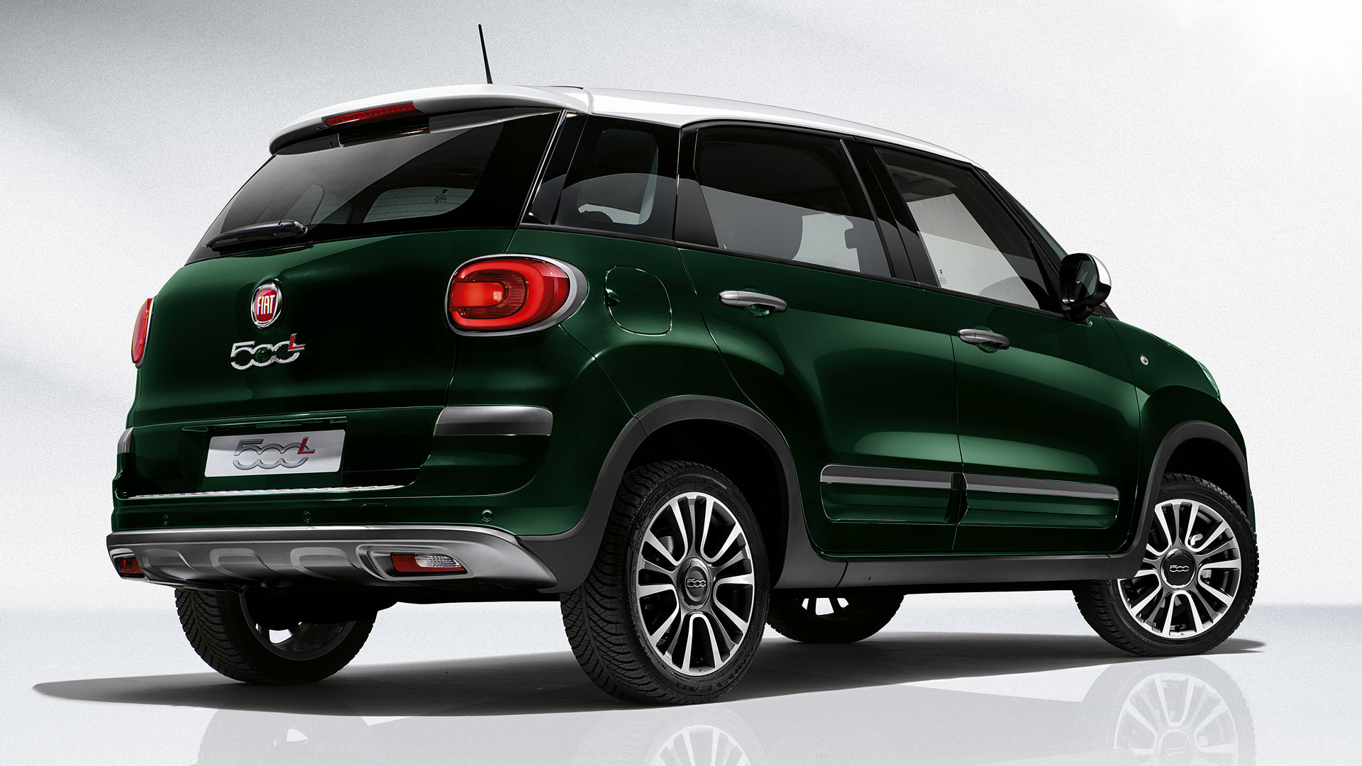 fiat 500l cross 2017 wallpapers and hd images car pixel. Black Bedroom Furniture Sets. Home Design Ideas