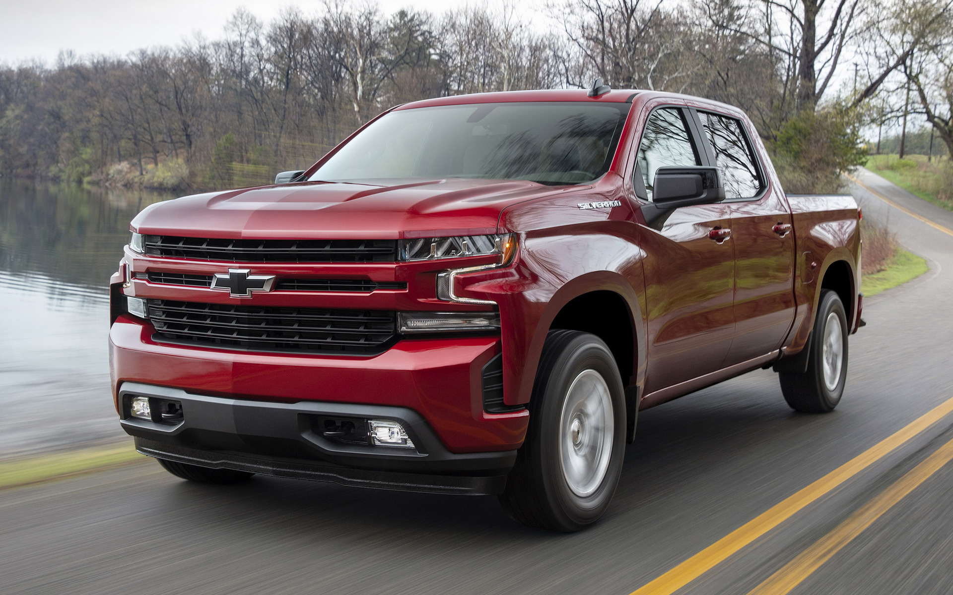 2019 Chevrolet Silverado RST Crew Cab - Wallpapers and HD Images | Car Pixel