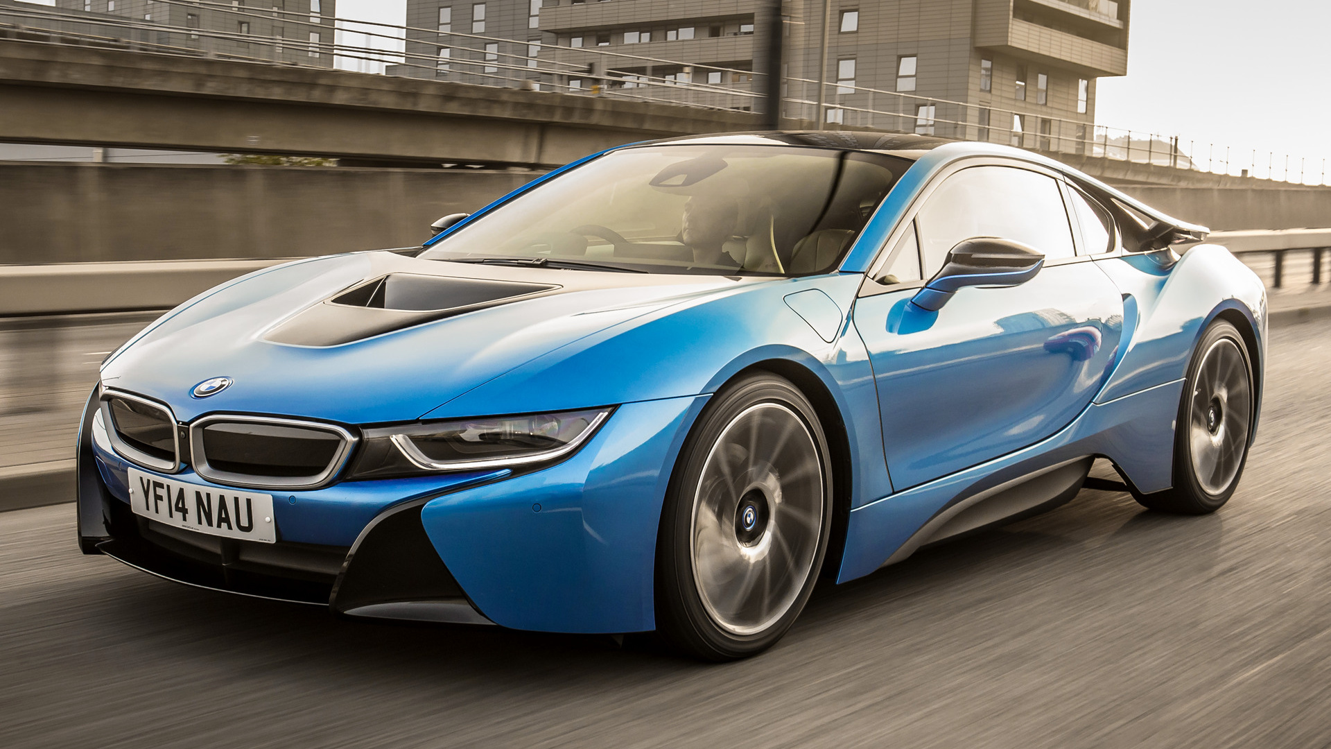 BMW i8 (2014) UK Wallpapers and HD Images - Car Pixel