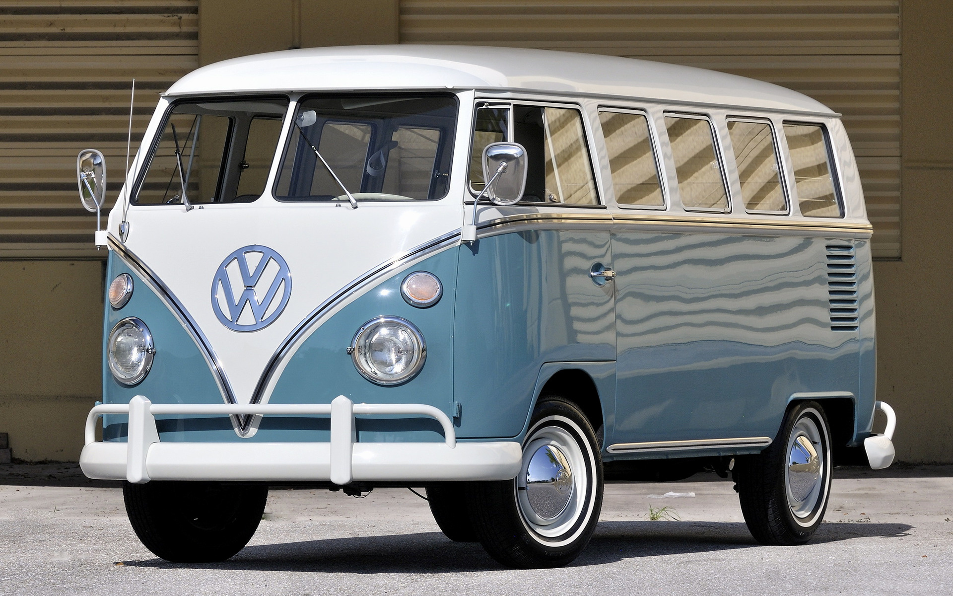 Volkswagen T1 Deluxe Bus 1967 Wallpapers And Hd Images