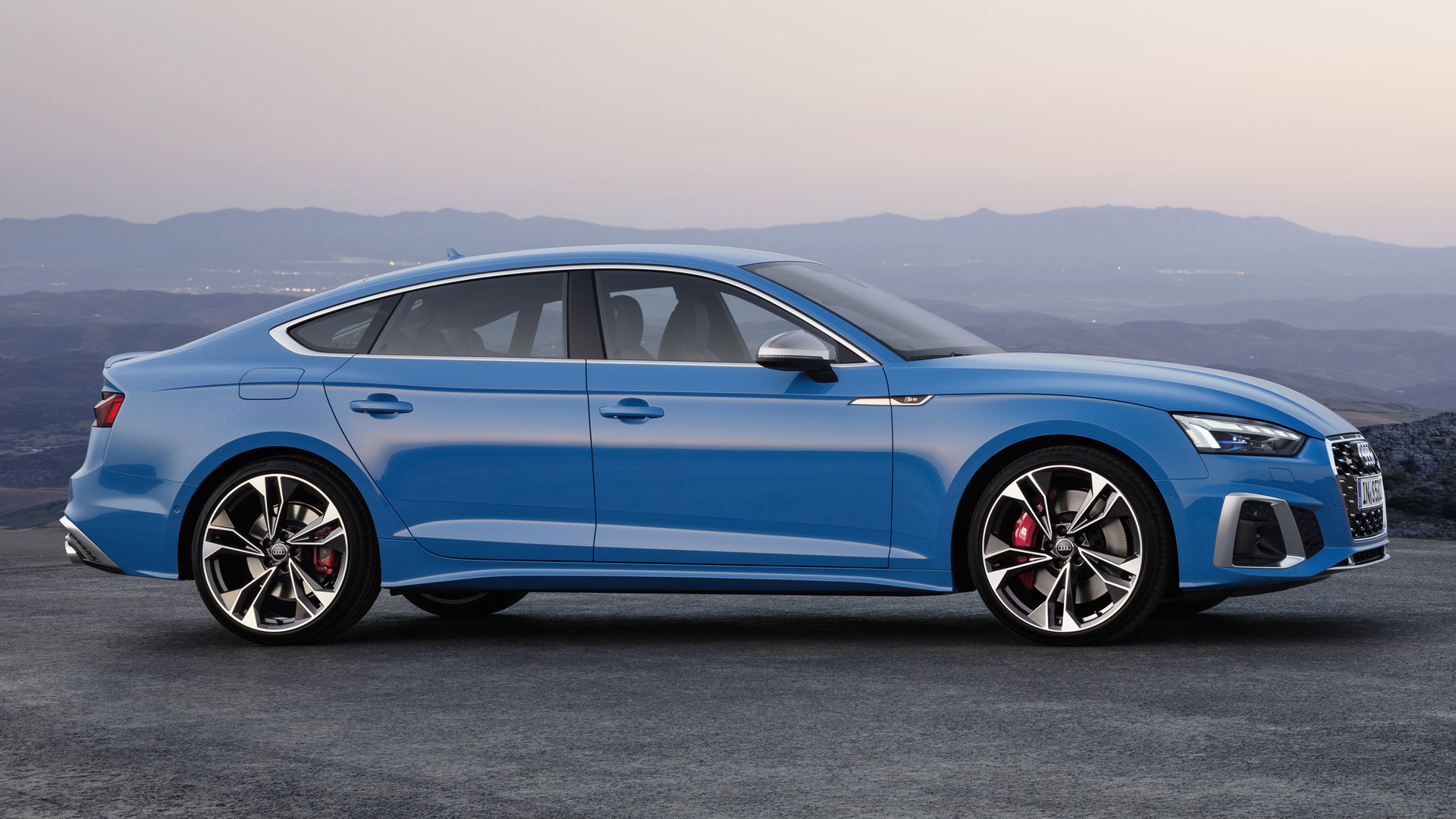 Audi A5 Coupe >> 2020 Audi S5 Sportback - Wallpapers and HD Images | Car Pixel