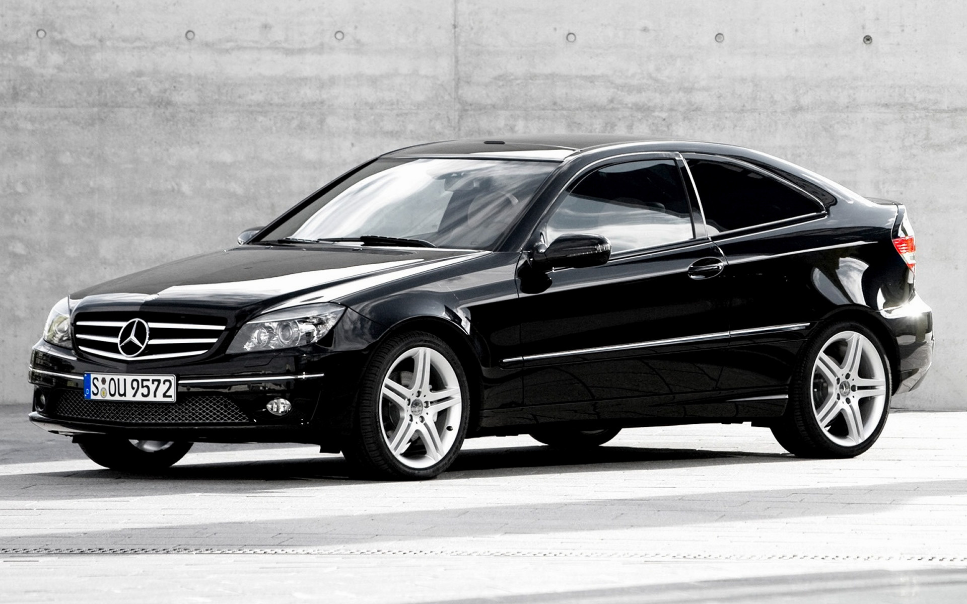 Mercedes Benz Clc Class 2008 Wallpapers And Hd Images