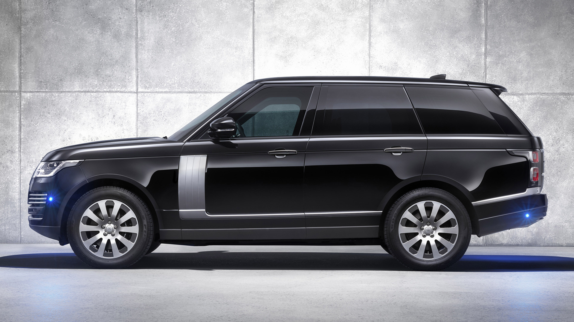 Range Rover Autobiography >> 2019 Range Rover Sentinel - Wallpapers and HD Images | Car ...
