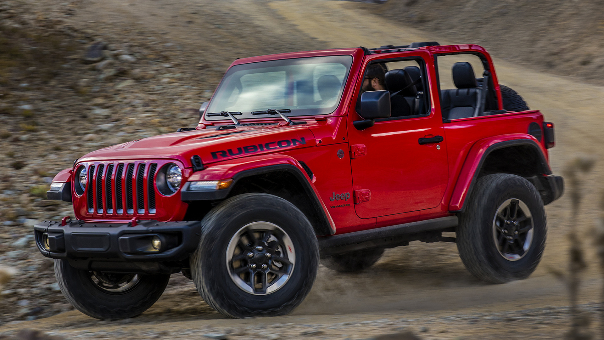 2018 Jeep Wrangler Rubicon - Wallpapers and HD Images ...
