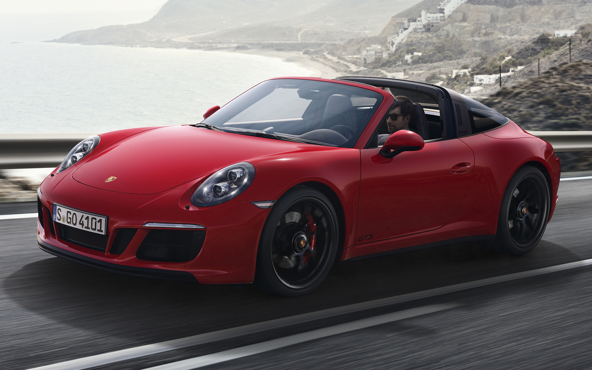2017 Porsche 911 Targa Gts Wallpapers And Hd Images