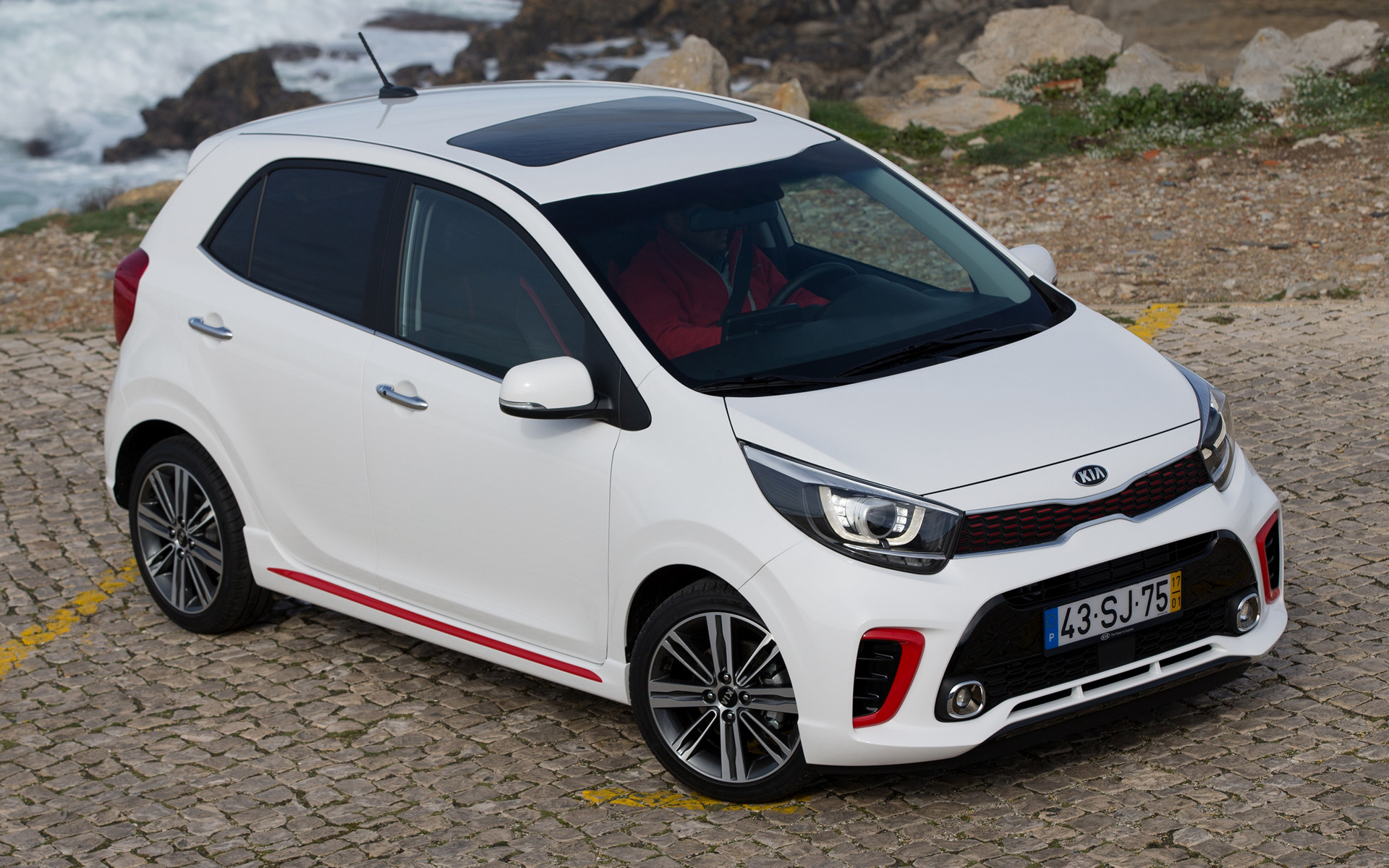Kia Picanto Gt Line 2017 Wallpapers And Hd Images Car