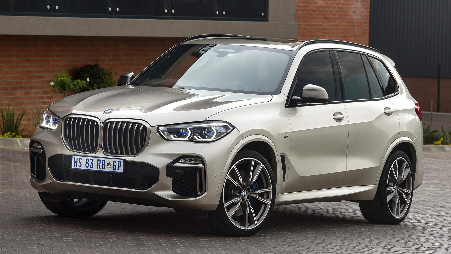 2018 Bmw X5 M50d Za Wallpapers And Hd Images Car Pixel