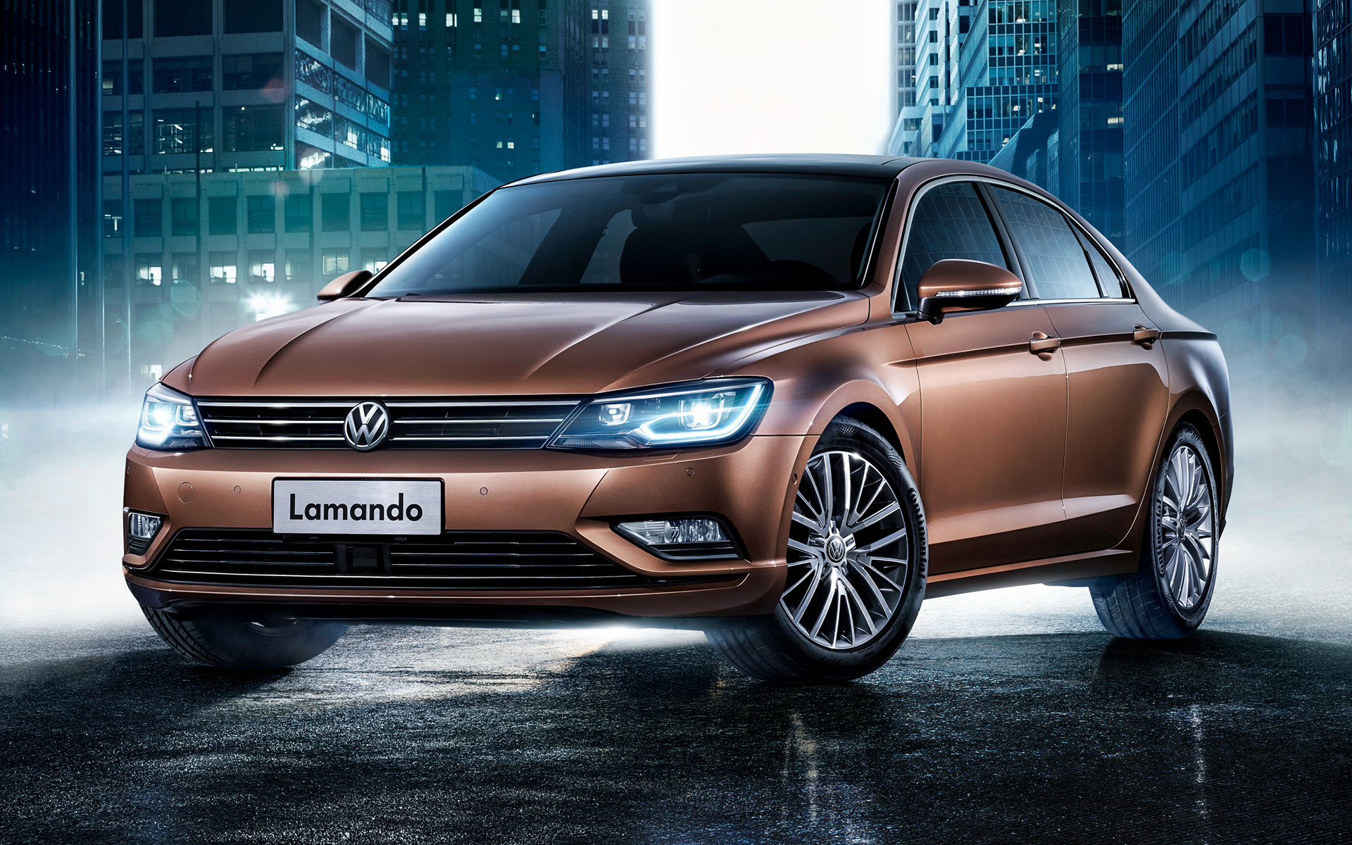 2015 Volkswagen Lamando Wallpapers And Hd Images Car Pixel