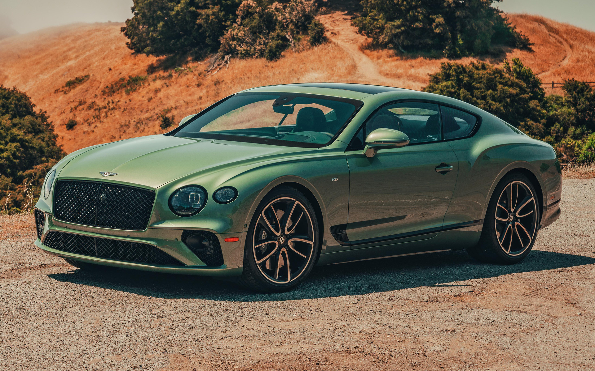 Bentley continental gt 2020