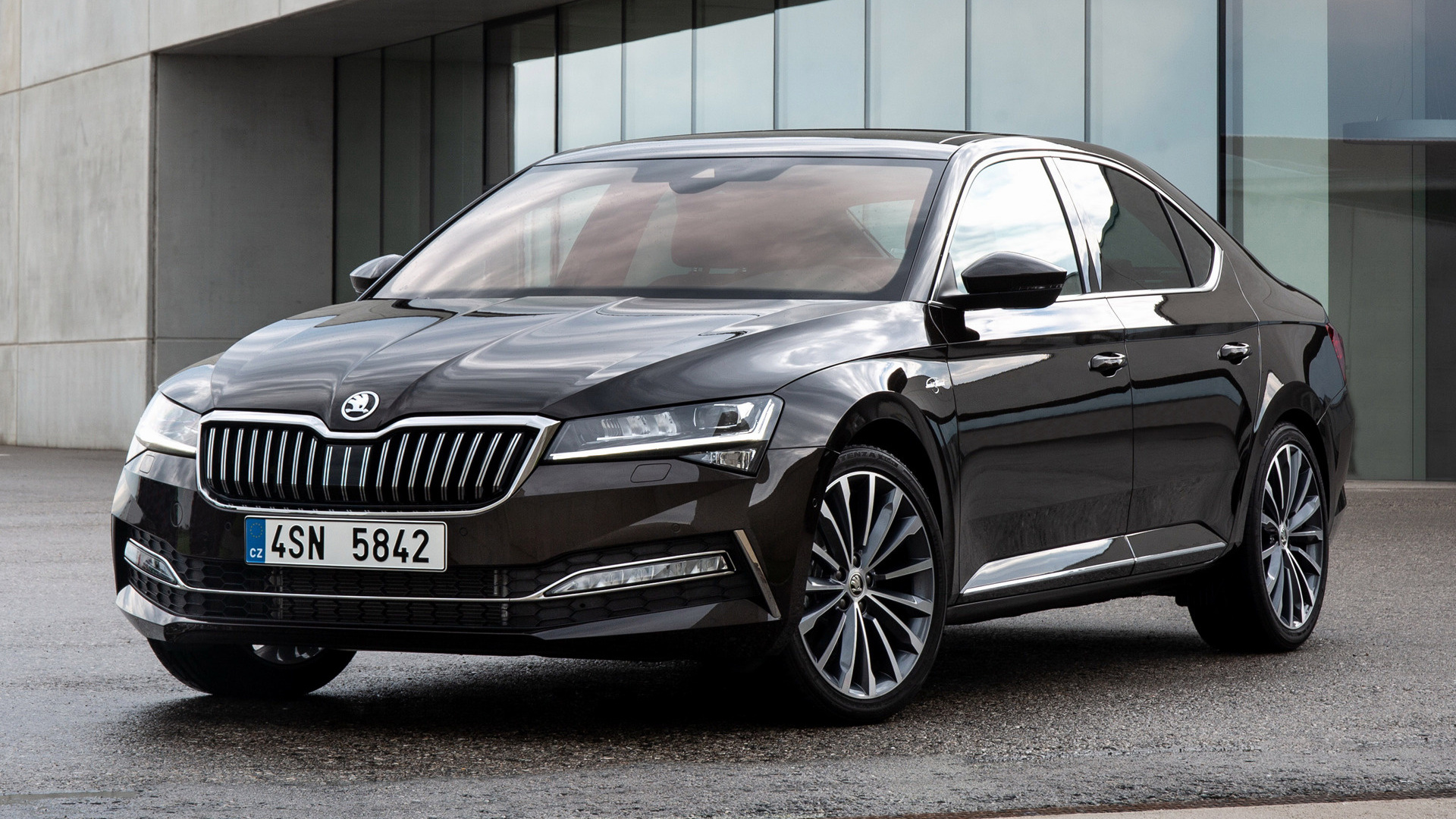 2019 Skoda Superb Laurin & Klement - Wallpapers and HD ...