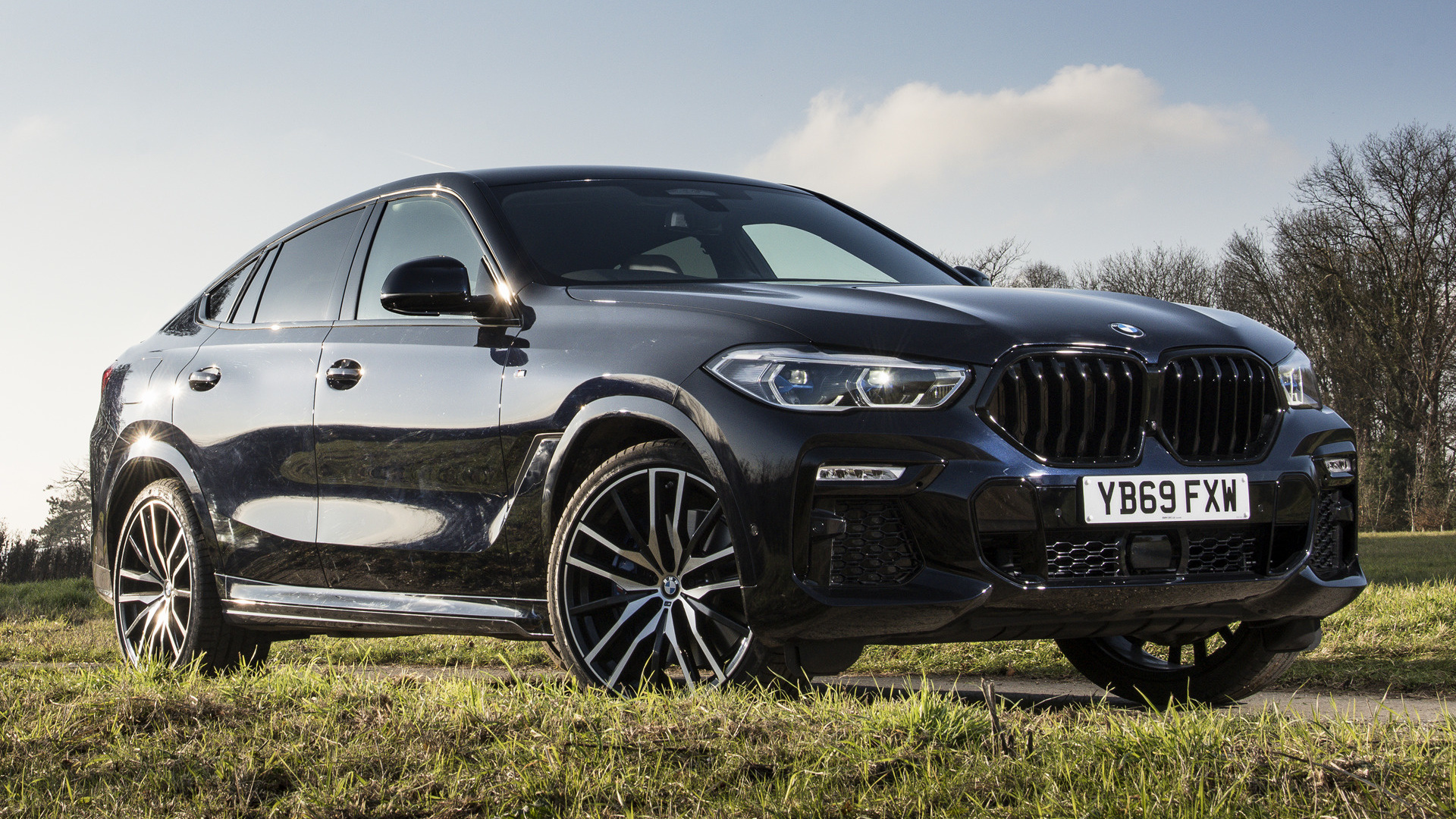 2019 BMW X6 M Sport (UK) - Wallpapers And HD Images