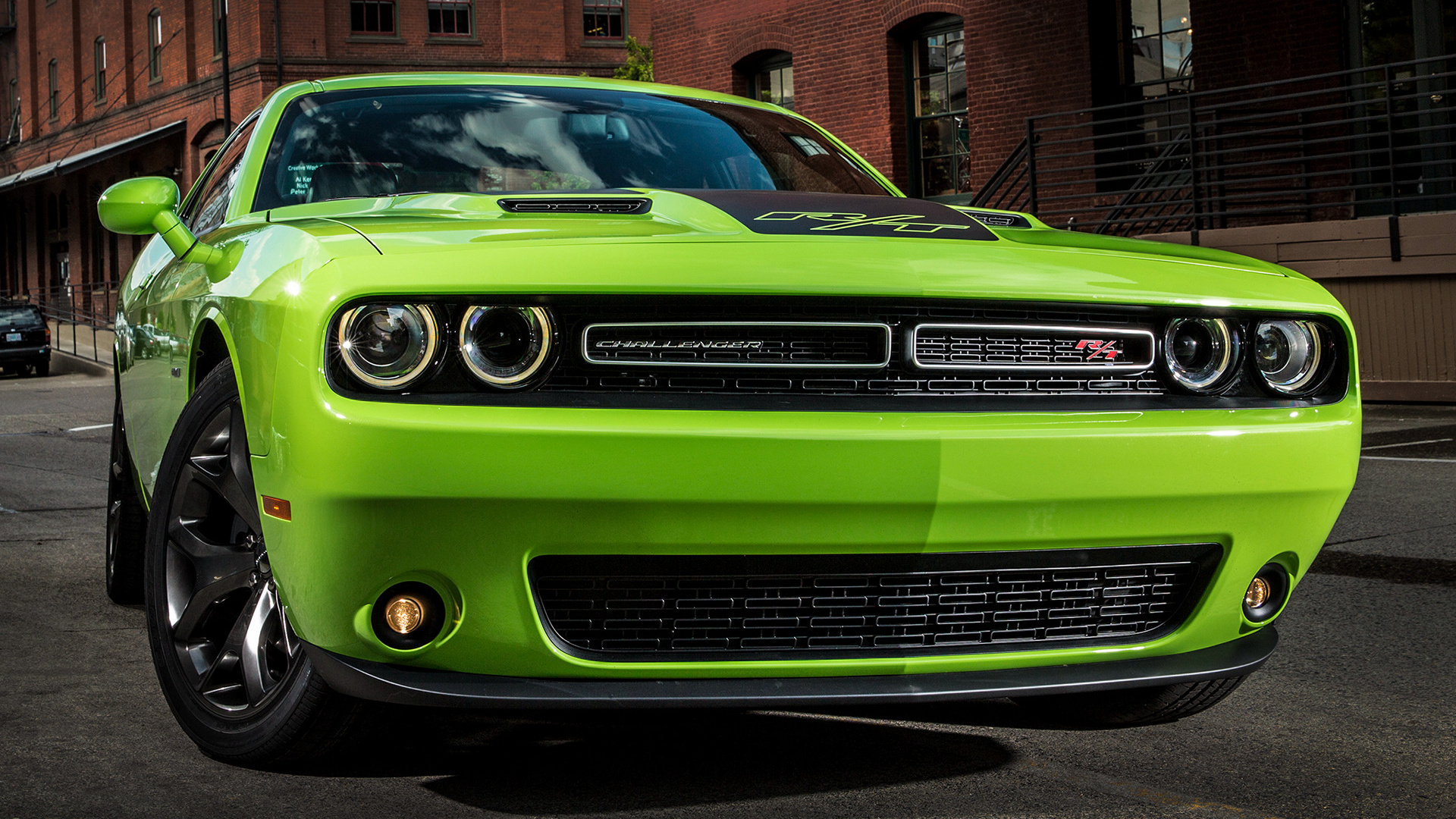 Dodge Challenger R/T Plus (2015) Wallpapers and HD Images - Car Pixel