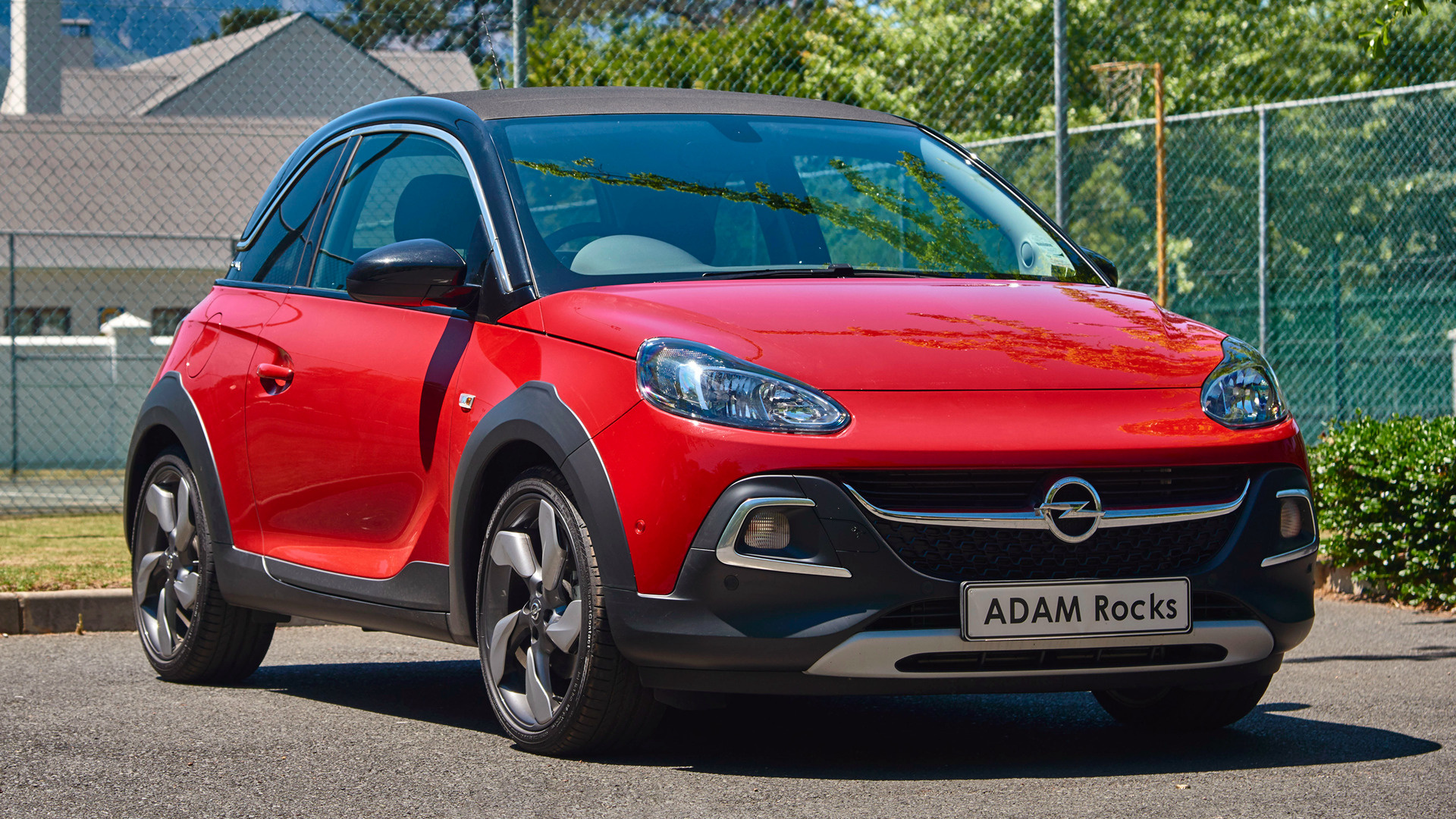 opel adam rocks 2015 za wallpapers and hd images car pixel. Black Bedroom Furniture Sets. Home Design Ideas