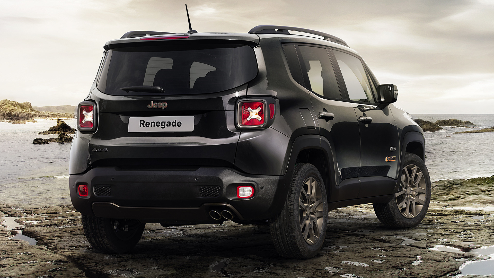 Jeep Renegade 75th Anniversary 2016 EU Wallpapers and HD ...