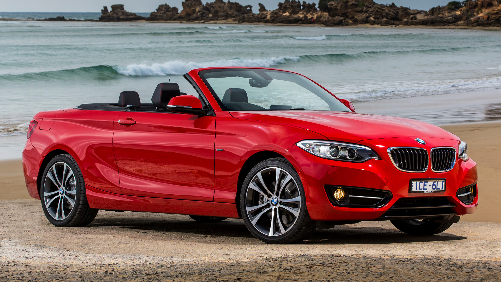 2015 Bmw 2 Series Convertible Au Wallpapers And Hd