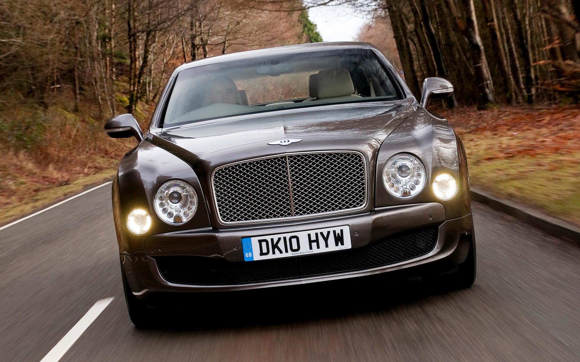 Bentley Mulsanne 2010 UK Wallpapers and HD Images  Car Pixel