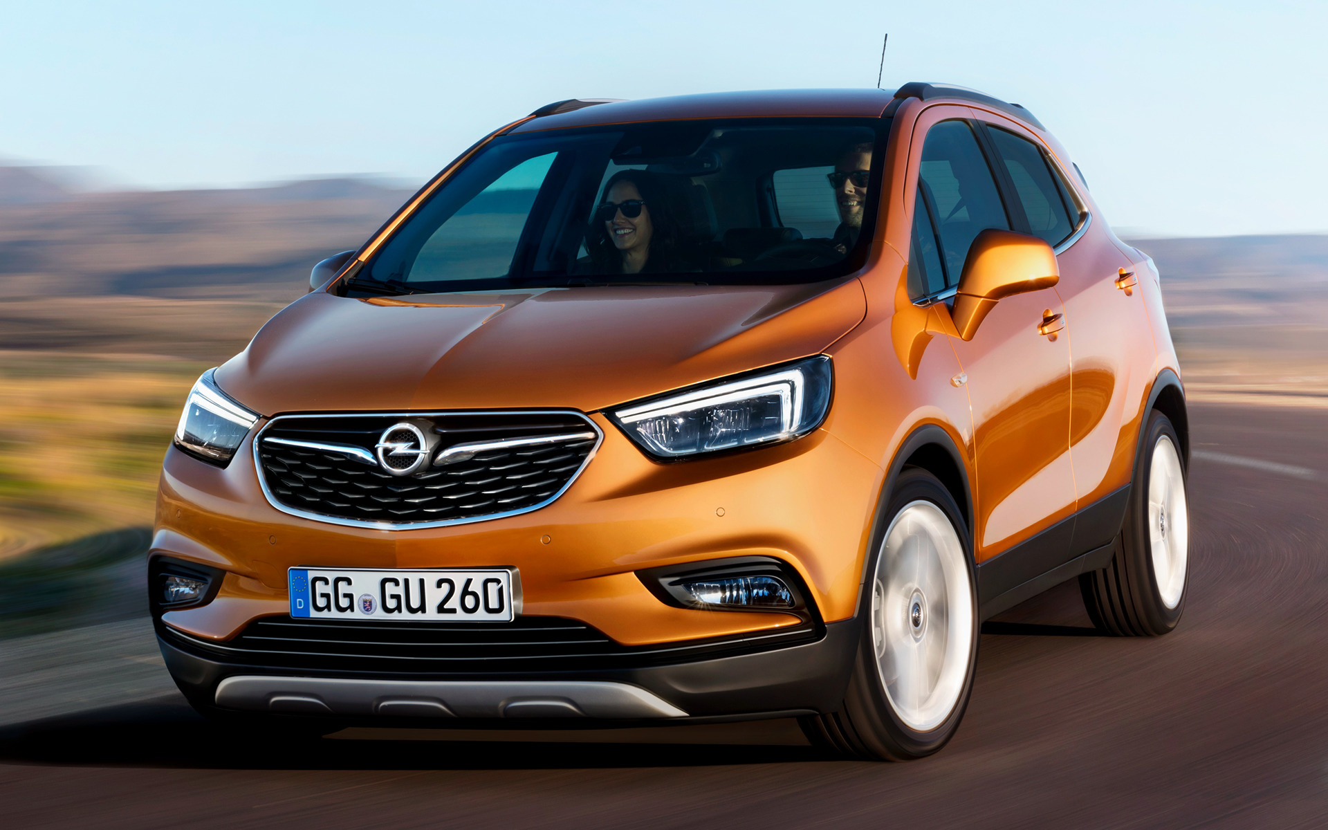 2016 Opel Mokka X Wallpapers And Hd Images Car Pixel