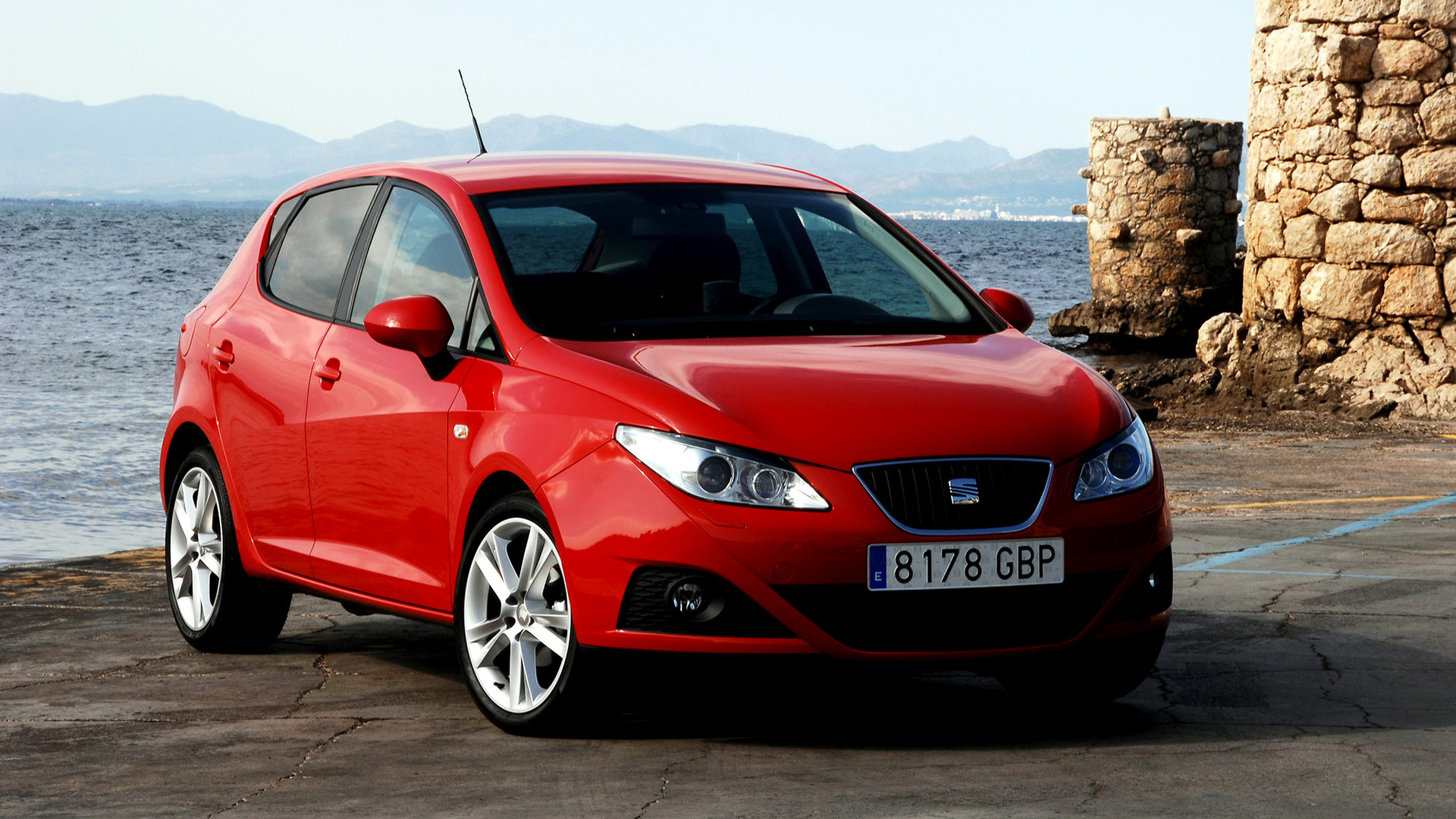 seat ibiza 2008 wallpapers and hd images car pixel. Black Bedroom Furniture Sets. Home Design Ideas