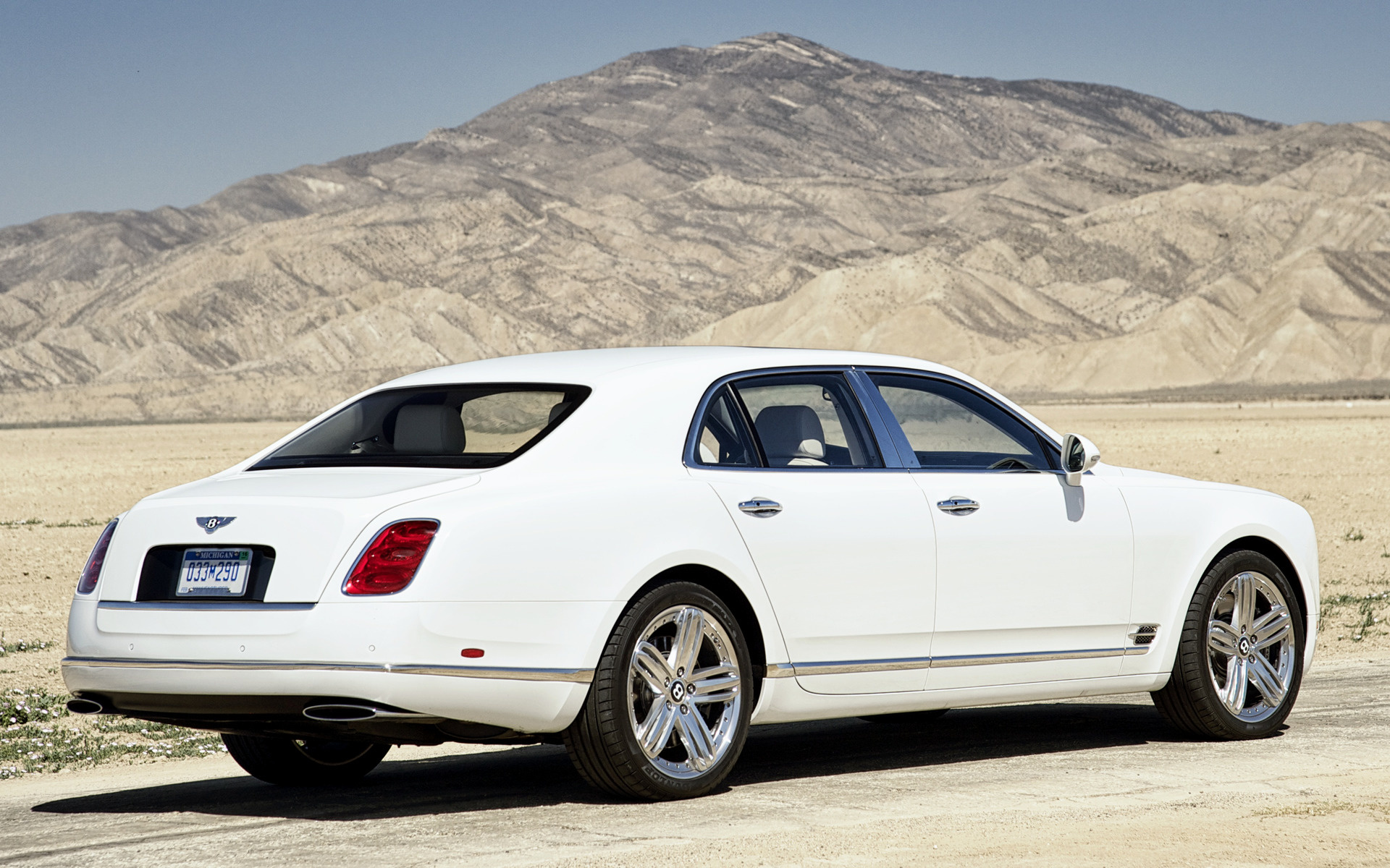 Bentley Mulsanne 2010 US Wallpapers and HD Images  Car Pixel
