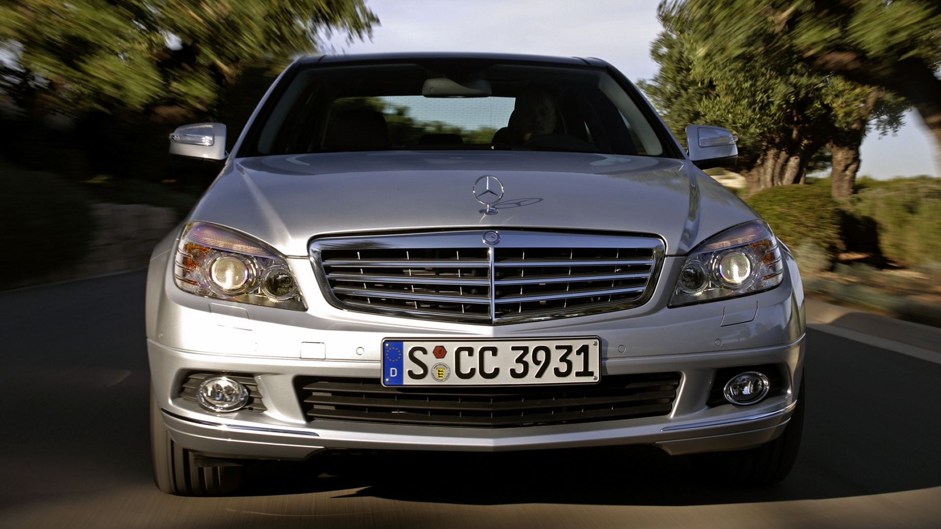 2007 Mercedes Benz C Class Wallpapers And Hd Images Car