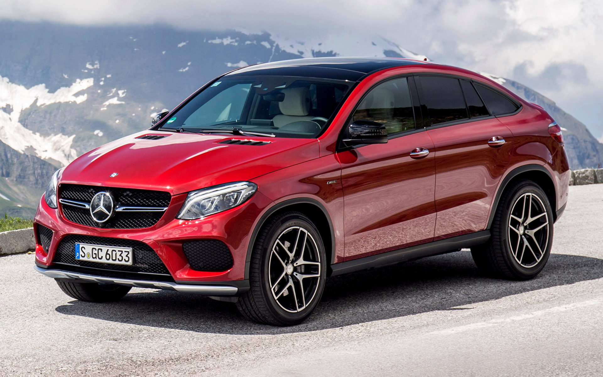 mercedes benz gle 450 amg coupe 2015 wallpapers and hd images car pixel. Black Bedroom Furniture Sets. Home Design Ideas