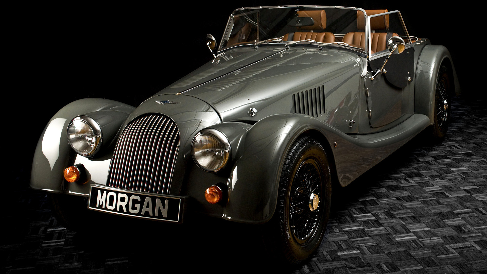Land Rover Sport >> 2008 Morgan 4/4 Sport - Wallpapers and HD Images | Car Pixel