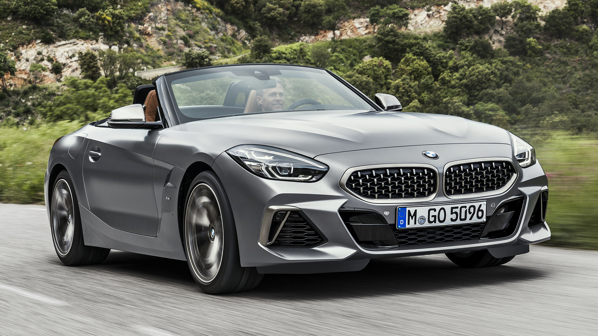 2018 Bmw Z4 M40i Wallpapers And Hd Images Car Pixel