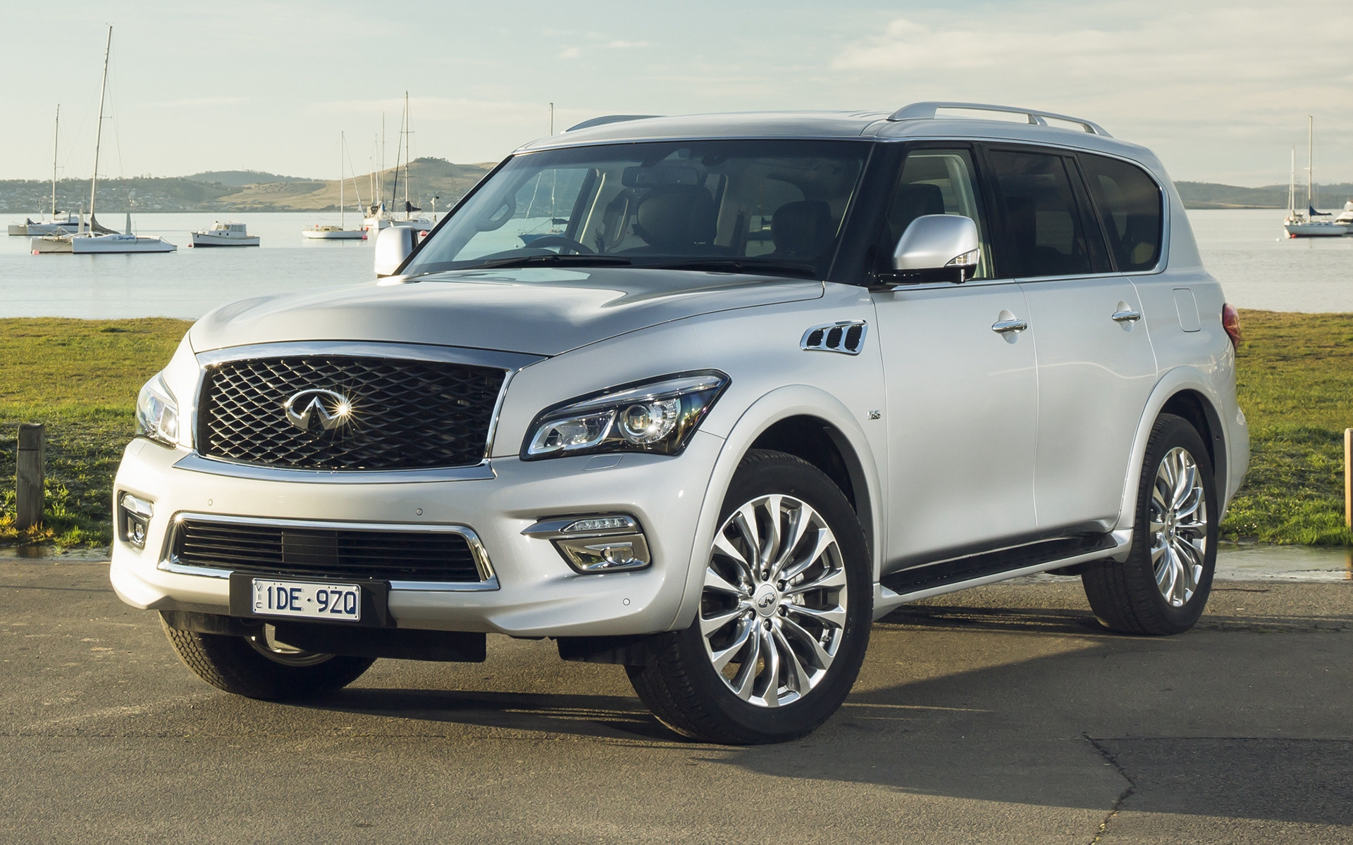 infiniti all the specifications guide pass car en photos makes infinity