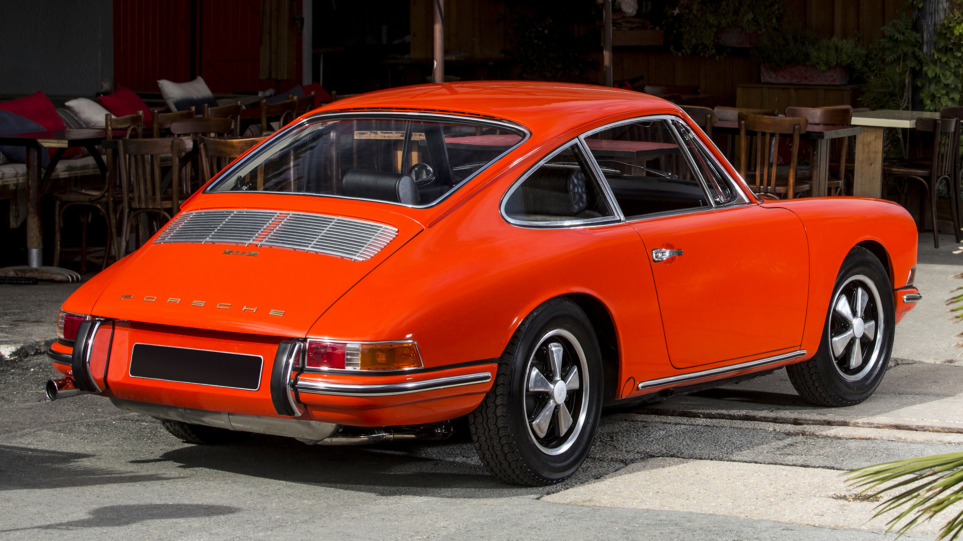 1966 Porsche 911 S Wallpapers And Hd Images Car Pixel