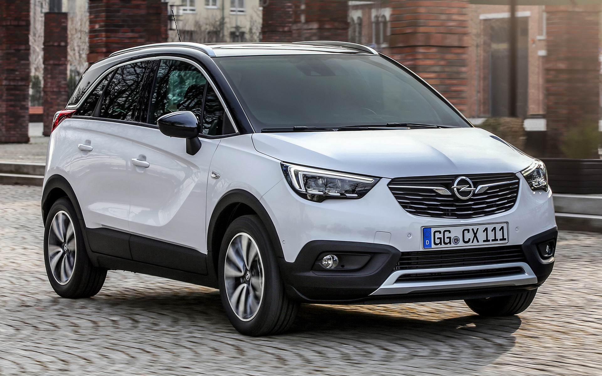 2017 Opel Crossland X - Wallpapers and HD Images | Car Pixel