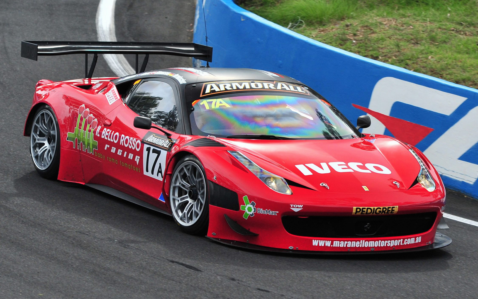 2011 Ferrari 458 Italia GT3 - Wallpapers and HD Images ...