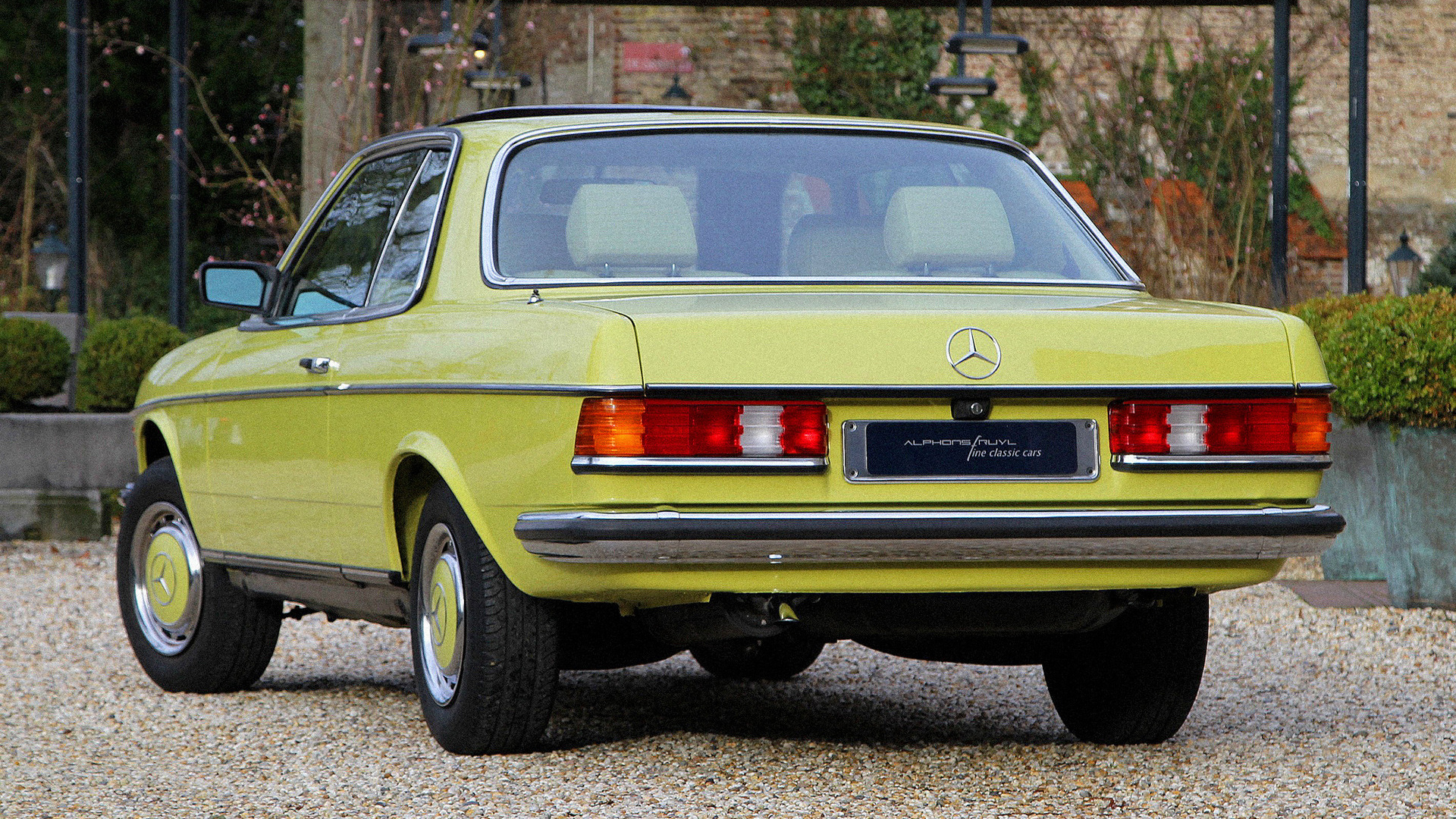 1980 Mercedes-Benz 230 CE - Wallpapers and HD Images | Car ...