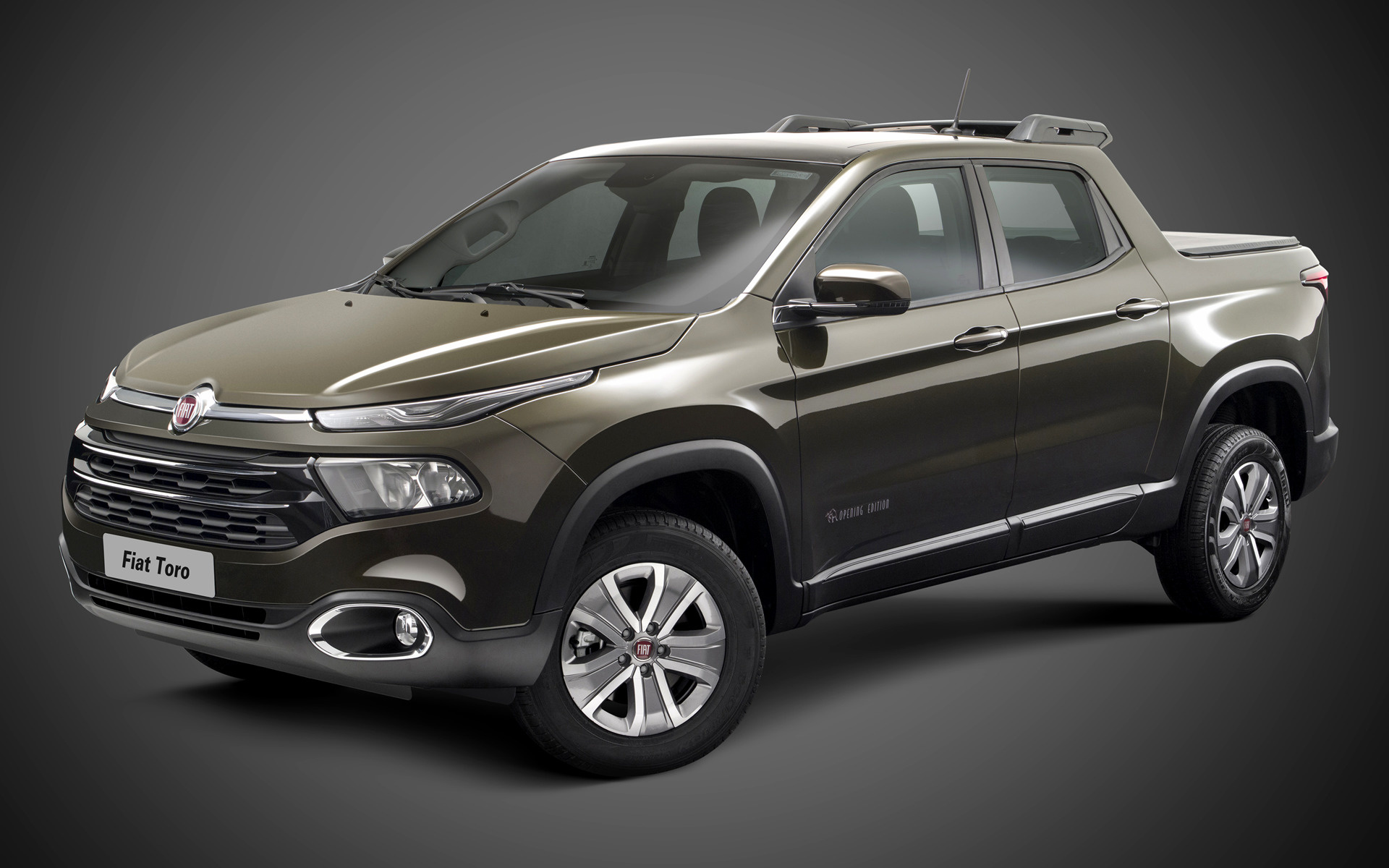 Fiat Toro Freedom Opening Edition (2016) Wallpapers and HD Images - Car Pixel