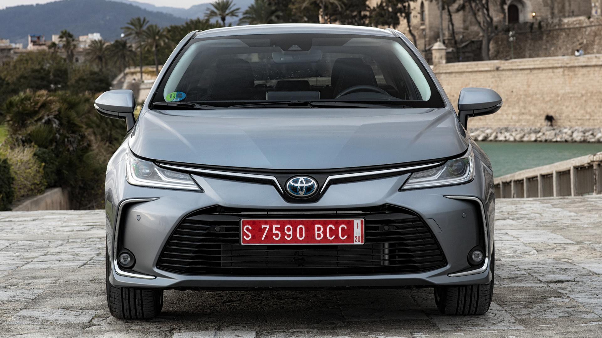 2019 Toyota Corolla Sedan Hybrid - Wallpapers and HD Images | Car Pixel