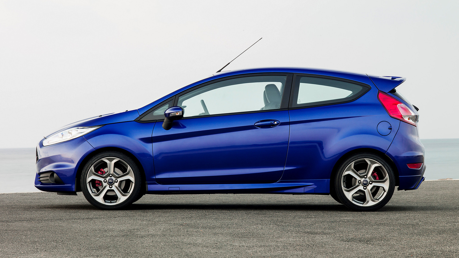2013 Ford Fiesta St 3 Door Wallpapers And Hd Images