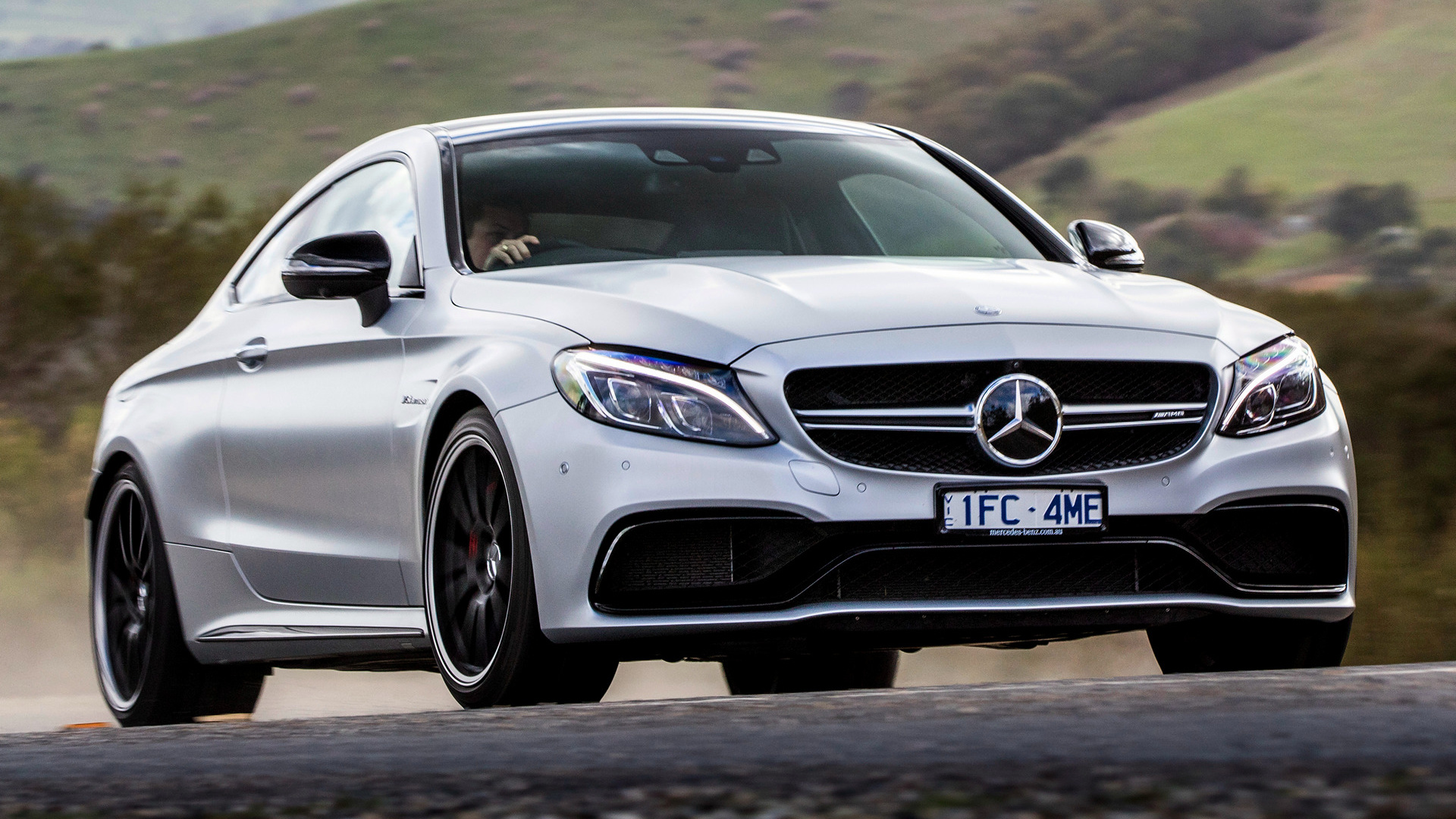 Genesis Coupe 2016 >> 2016 Mercedes-AMG C 63 S Coupe (AU) - Wallpapers and HD