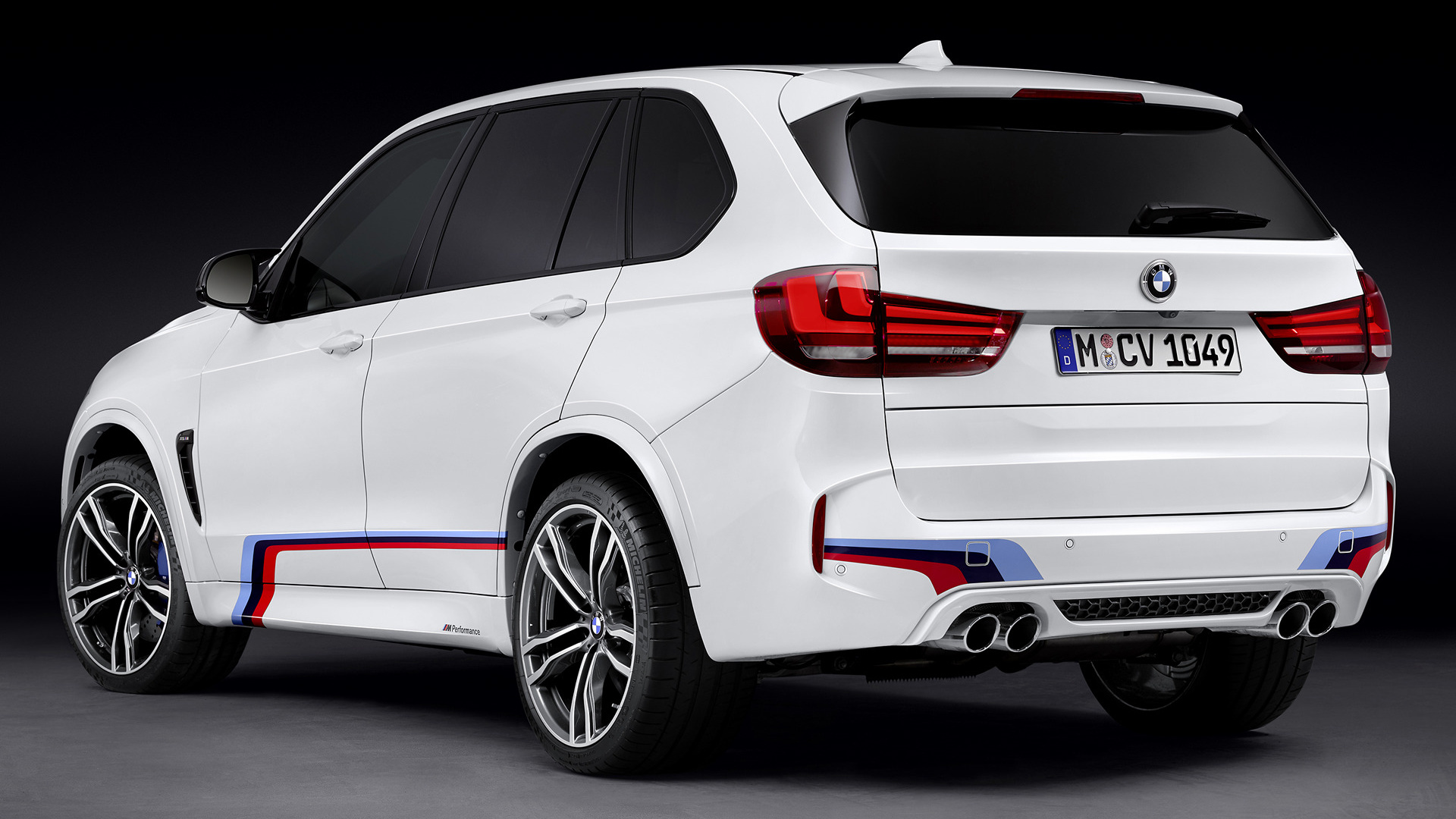 2015 Bmw X5 M With M Performance Parts Wallpapers And Hd