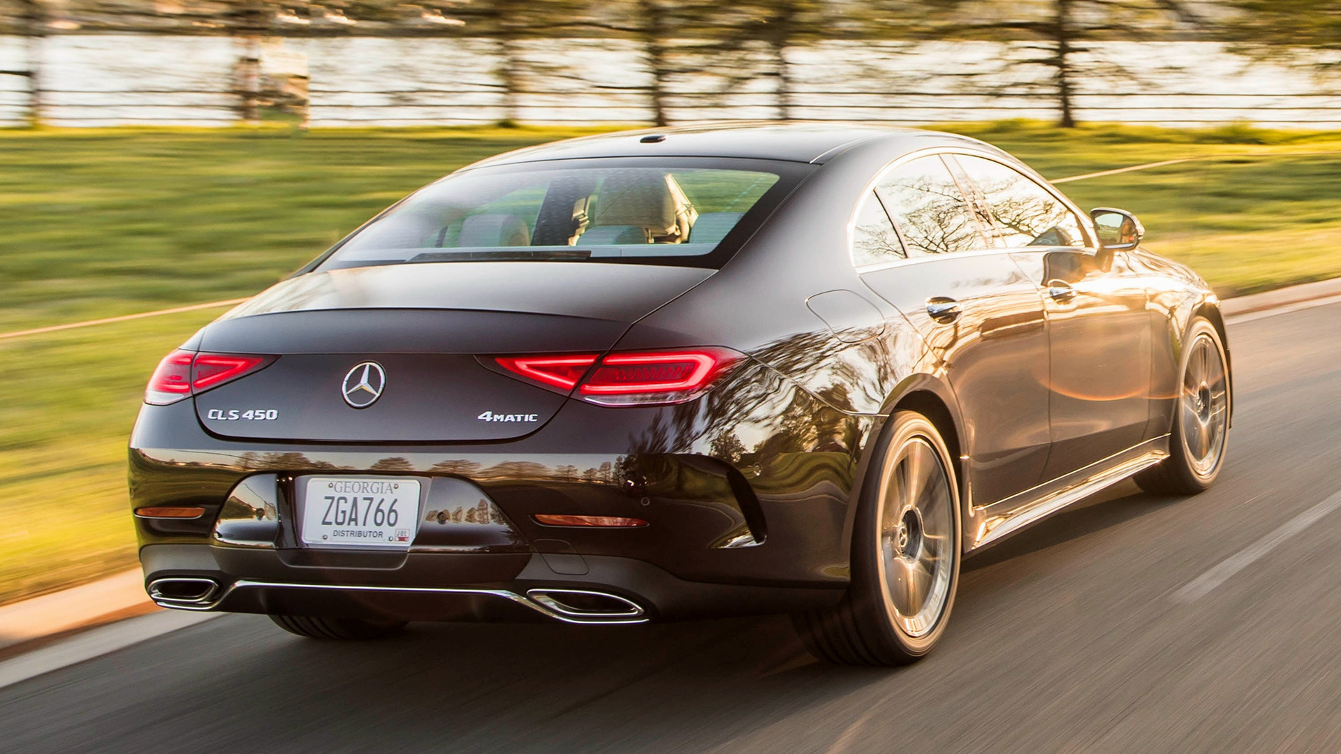 Lexus Is 350 >> 2019 Mercedes-Benz CLS-Class AMG Styling (US) - Wallpapers and HD Images   Car Pixel