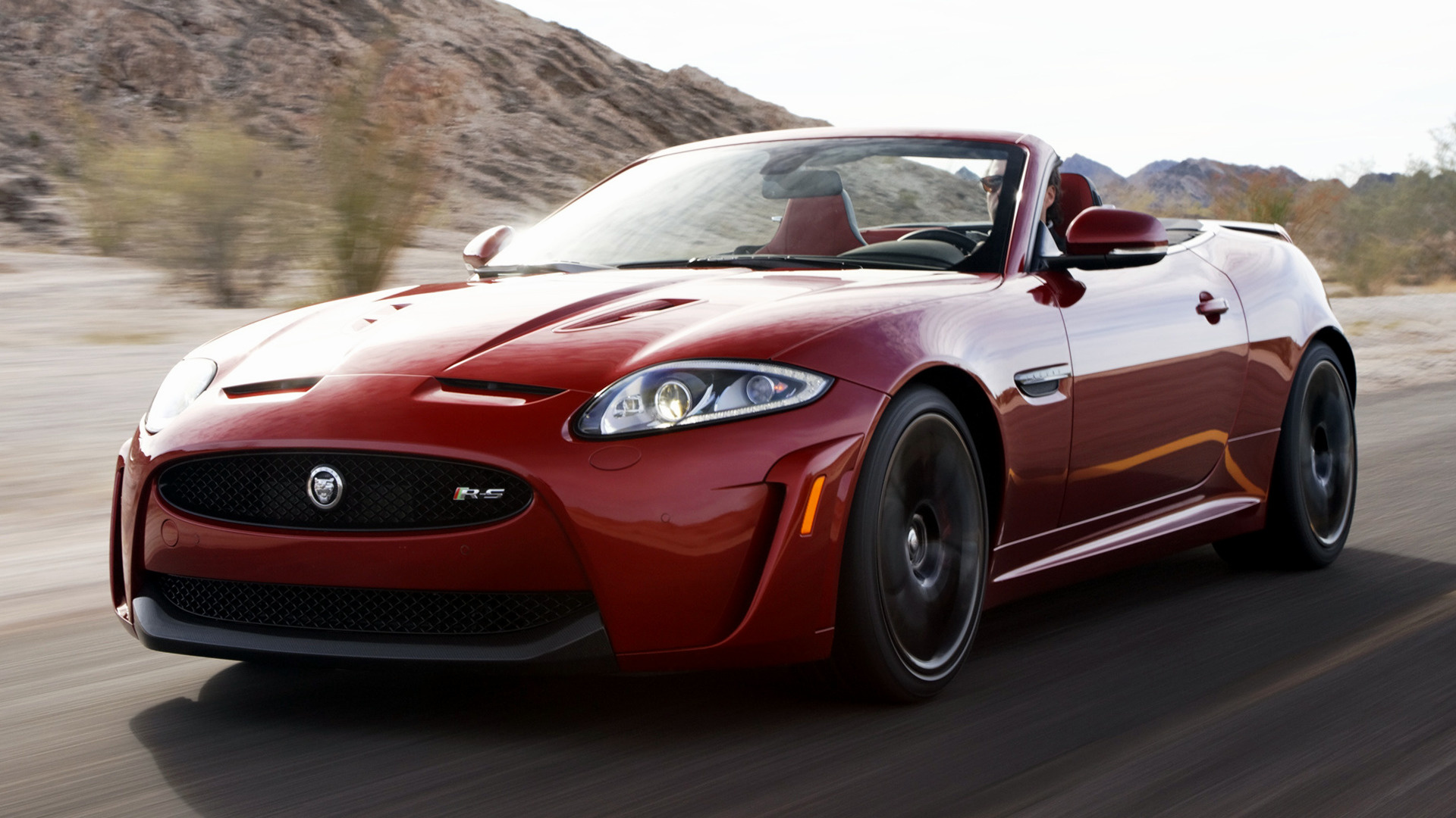 Jaguar Xkr S Convertible 2011 Us Wallpapers And Hd