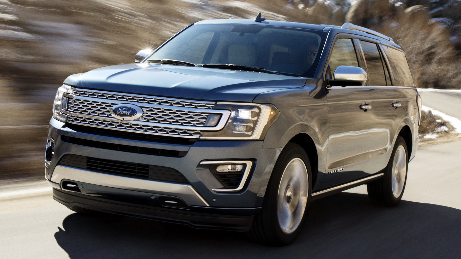 ford expedition platinum 2018 wallpapers and hd images. Black Bedroom Furniture Sets. Home Design Ideas