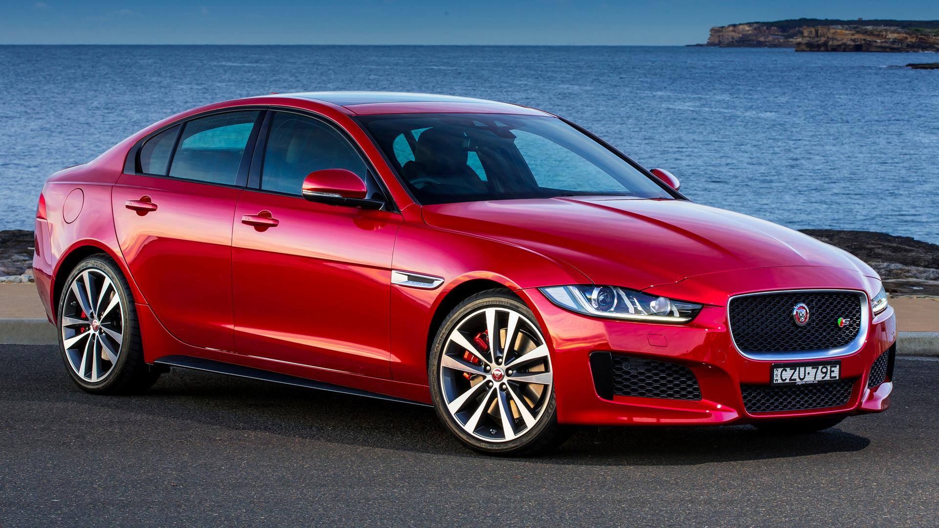 2015 Jaguar Xe S  Au