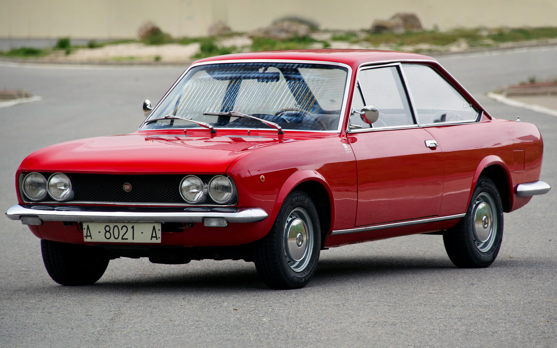 1970 Seat 124 Sport - Wallpapers and HD Images | Car Pixel