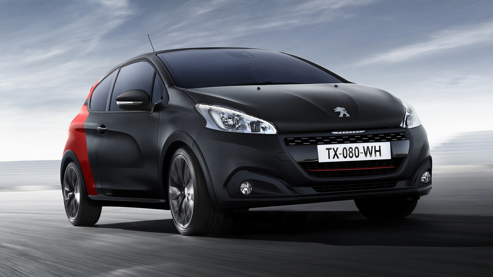 Peugeot 208 Gti By Peugeot Sport 2015 Wallpapers And Hd