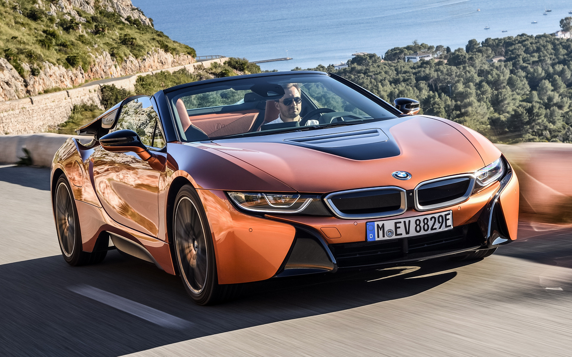 2018 BMW I8 Roadster - Wallpapers And HD Images