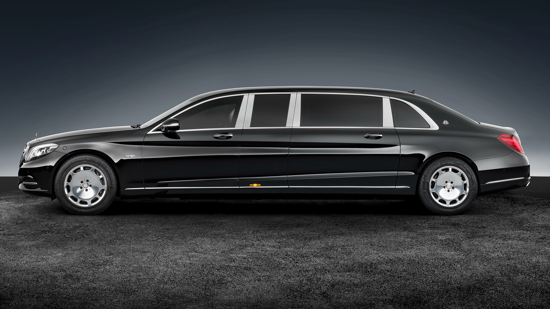 Toyota Of Pullman >> Mercedes-Maybach S-Class Pullman Guard (2016) Wallpapers and HD Images - Car Pixel