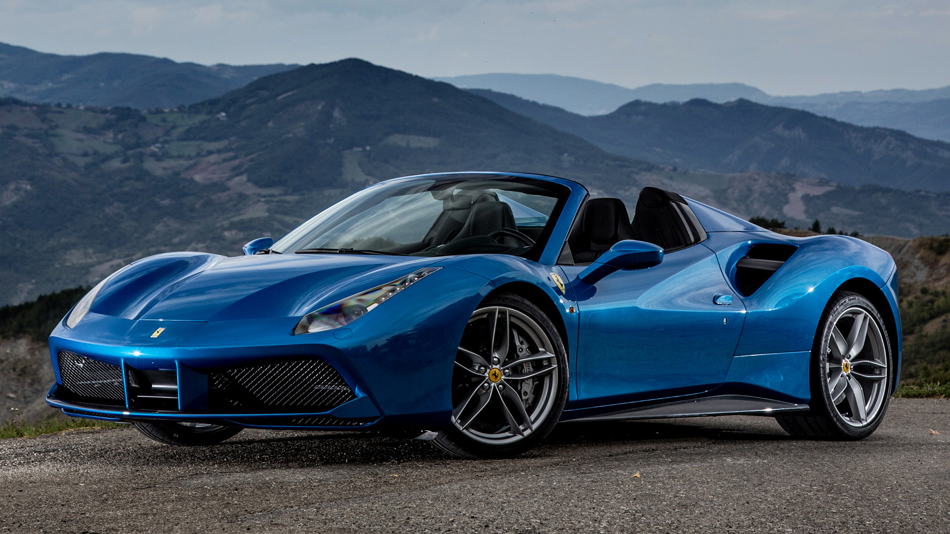 Ferrari 488 Spider >> 2015 Ferrari 488 Spider - Wallpapers and HD Images | Car Pixel