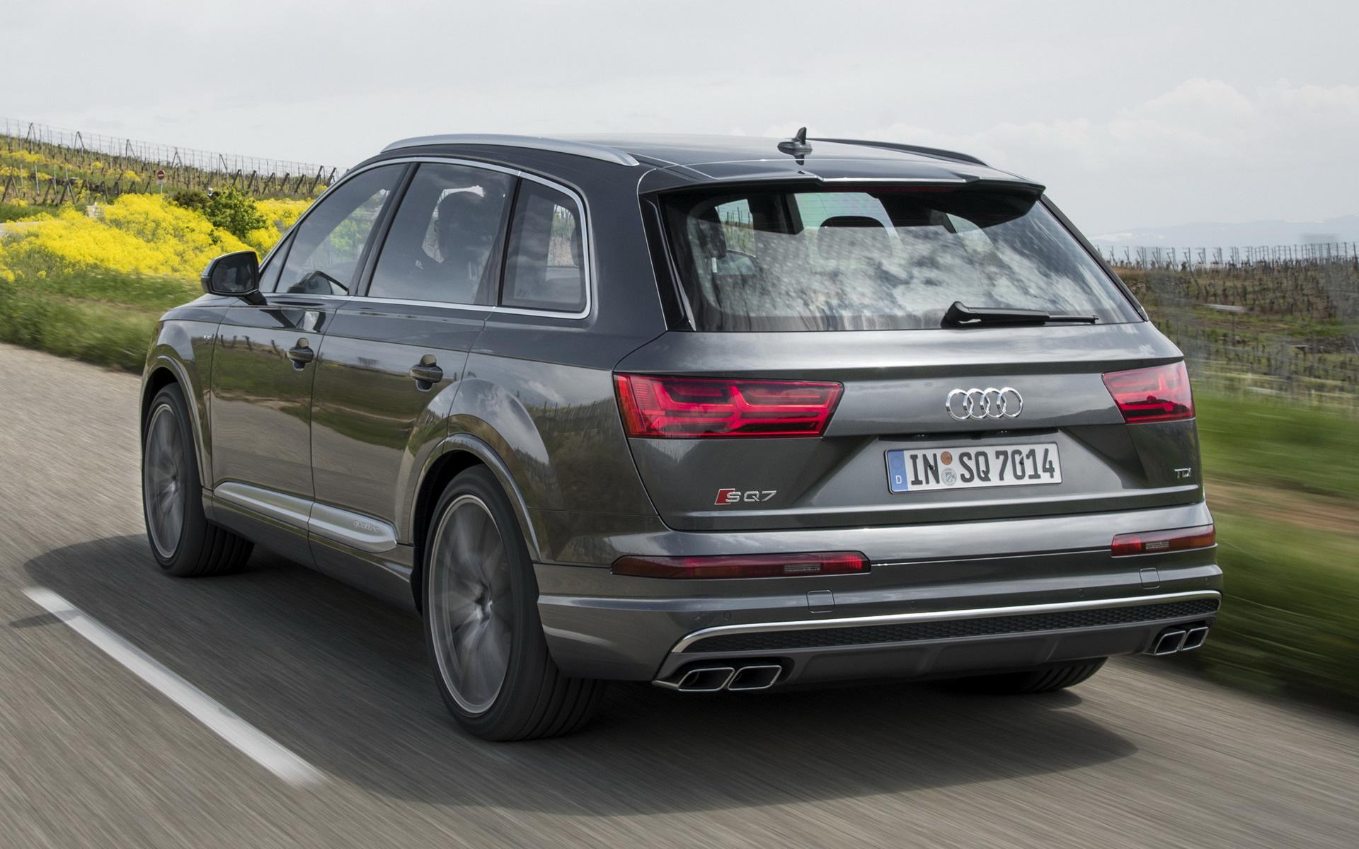 Audi Sq Car Wallpaper