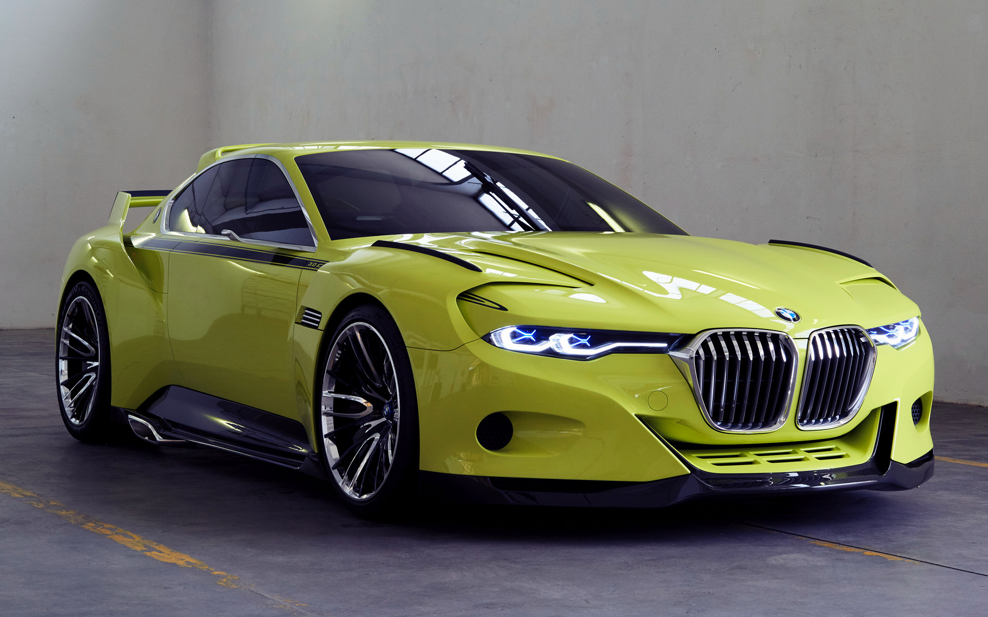 View Bmw 3.0 Csl Hommage Hd Wallpaper  Images