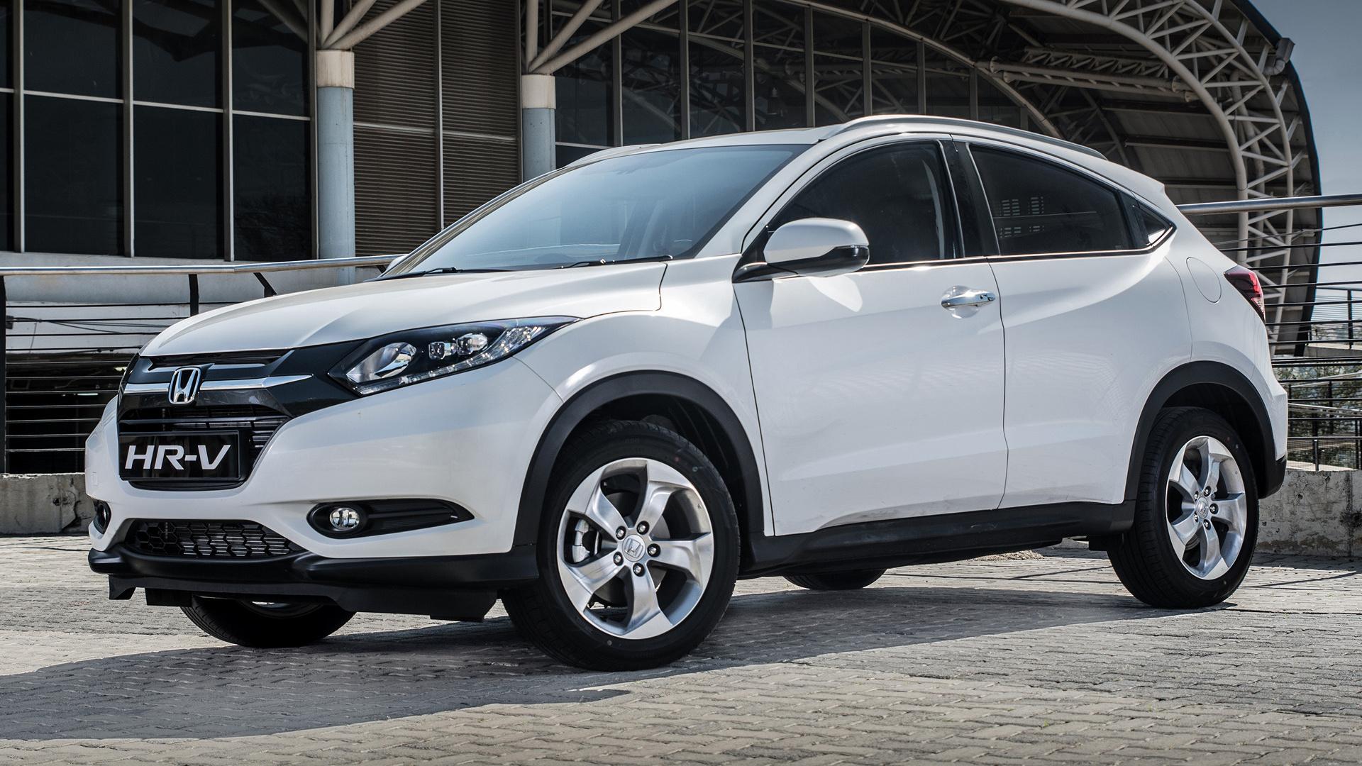 2015 Honda HR-V (ZA) - Wallpapers and HD Images | Car Pixel