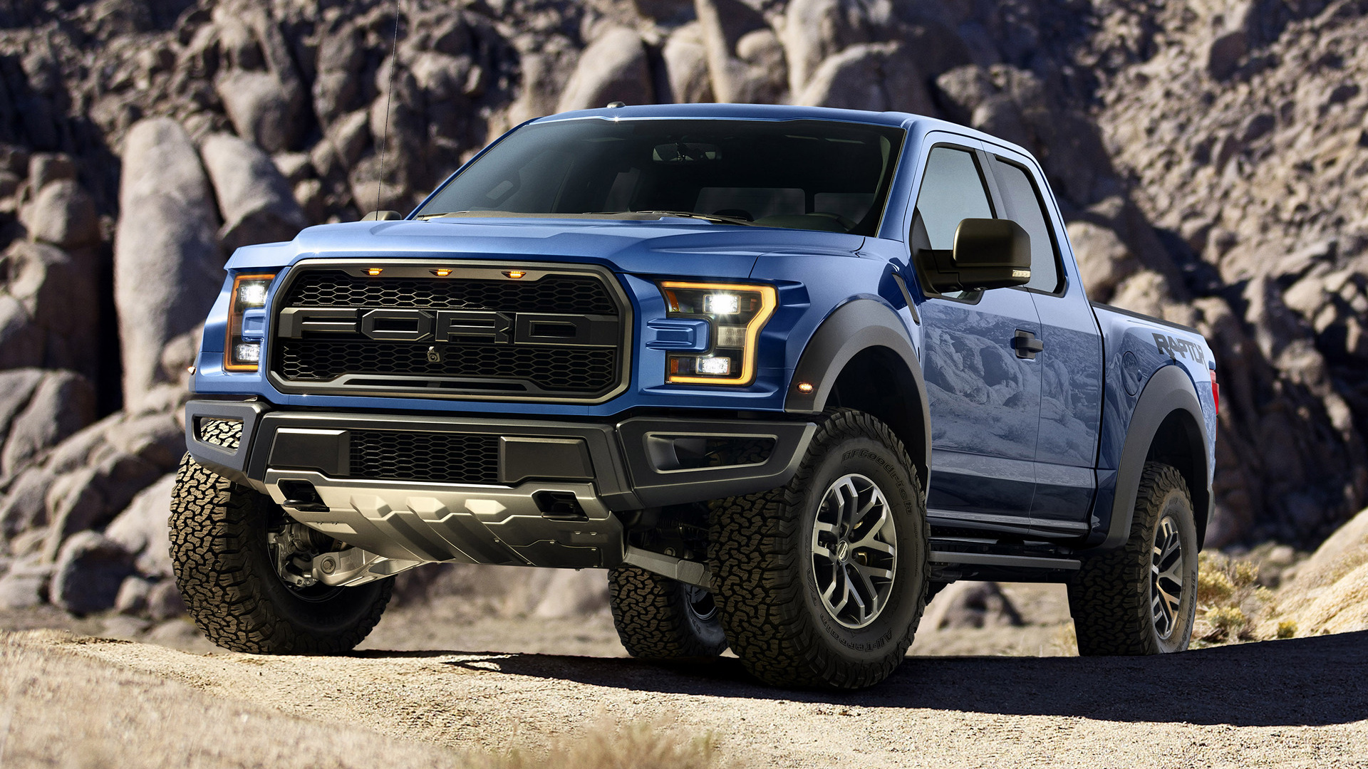 Ford F-150 Raptor SuperCab (2017) Wallpapers and HD Images ...